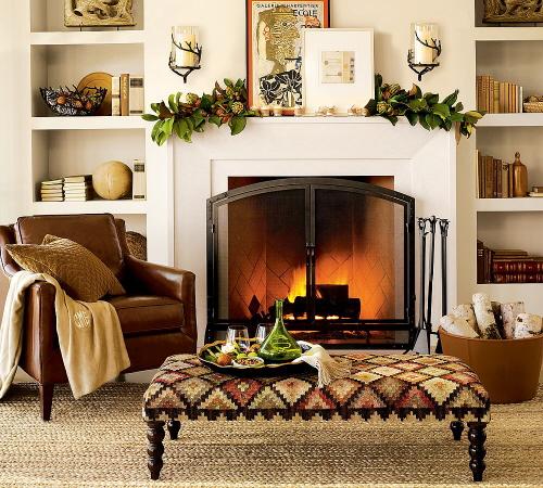 Decorate A Fireplace Mantle  jekiprawoto