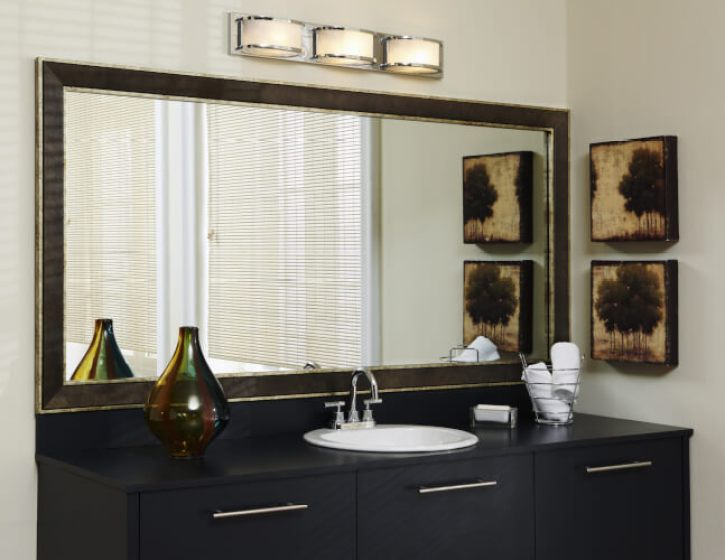 Mediterra Bathroom Mirror Ideas