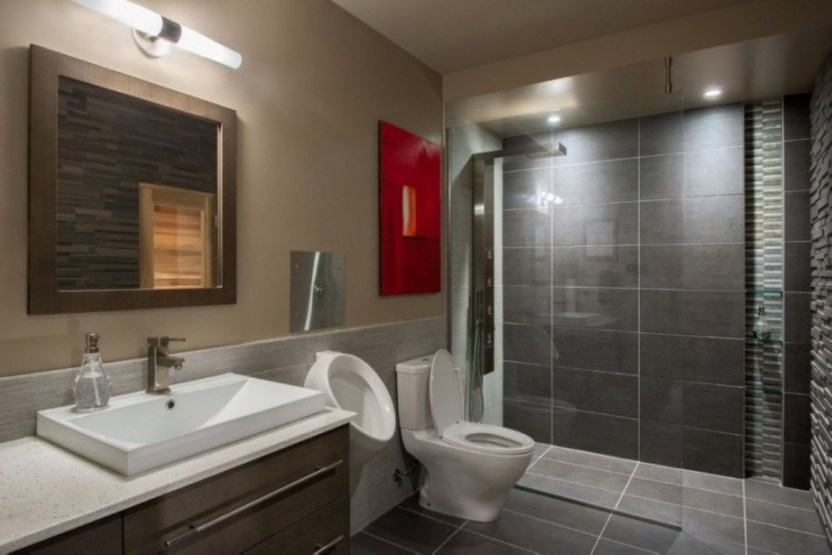 Cool Basement Bathroom Ideas