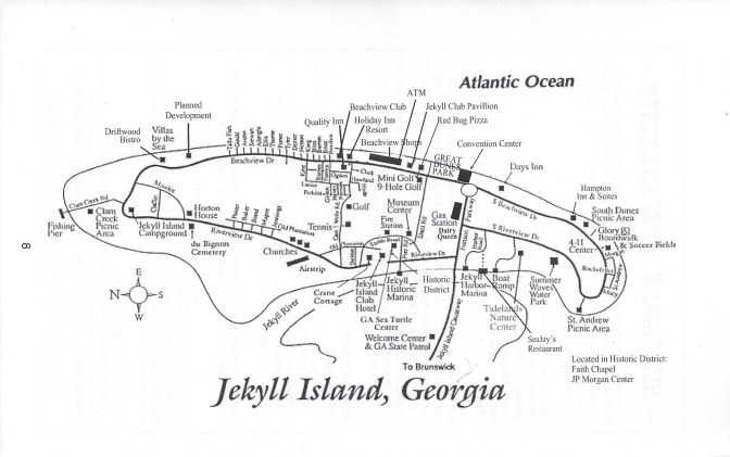 Map from the 2014 edition