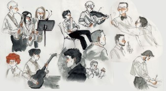 High School Band Concert
