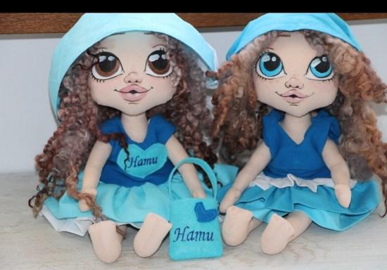Кукли за сестри