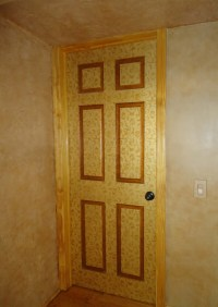 Door Stencils & Classic Stencil Grand Panel For Painting ...