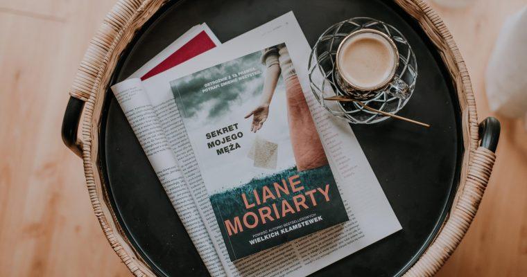 Sekret mojego męża – Liane Moriarty