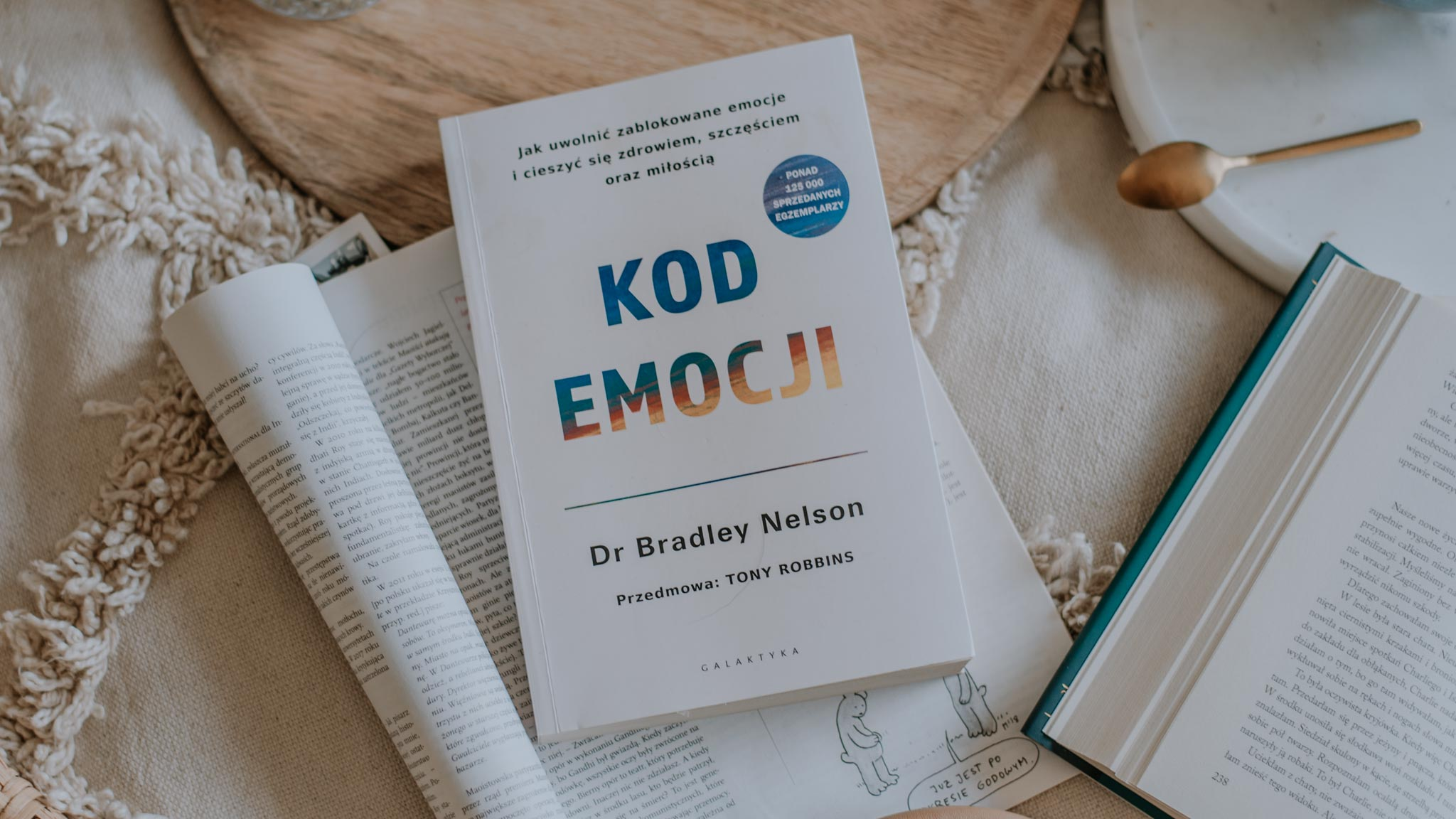 Kod emocji – dr Bradley Nelson