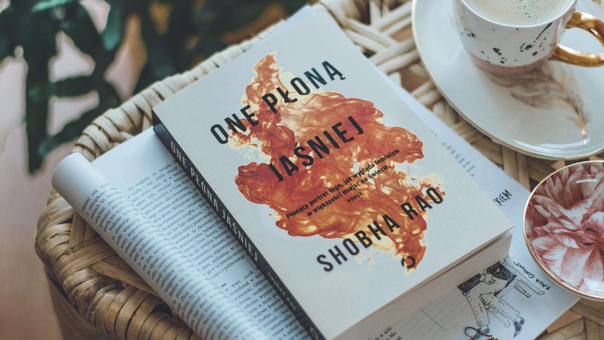 One płoną jaśniej – Shobha Rao