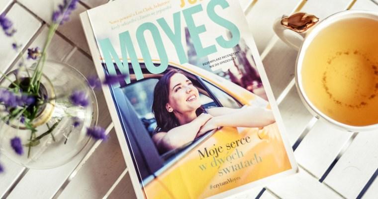 Moje serce w dwóch światach – Jojo Moyes