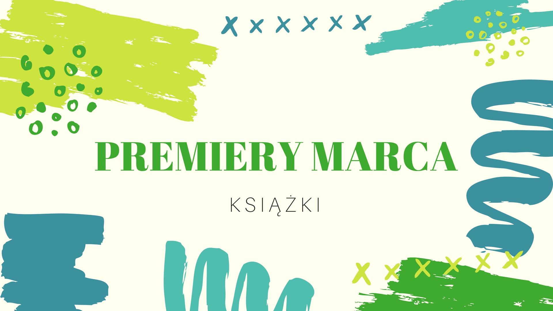 Premiery marca. Książki