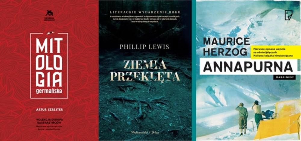 Premiery stycznia. Książki