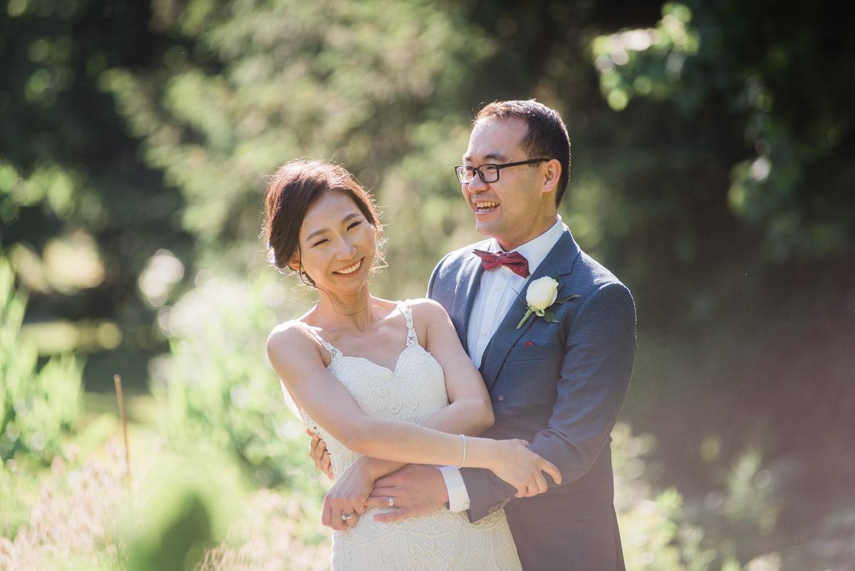 Vandusen wedding Vancouver