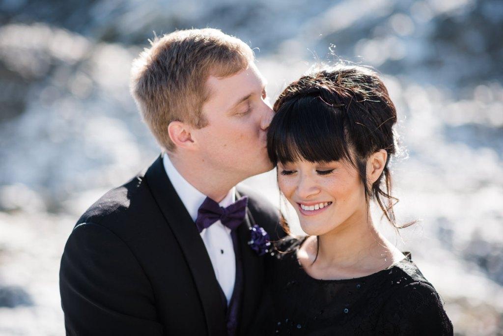 Squamish elopement photography