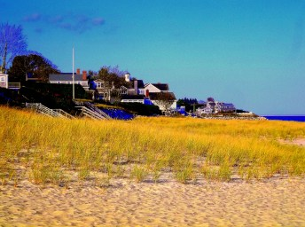 My first visit to the Chatham dunes, Cape Cod
