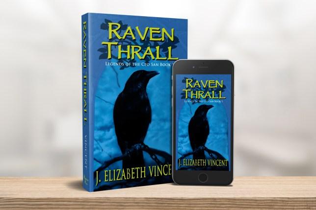 Raven Thrall, J. Elizabeth Vincent