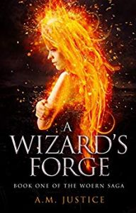 a wizard's forge by am justice