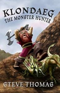 Klondaeg the Monster Hunter by Steve Thomas