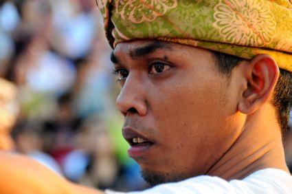 Bali Porträt