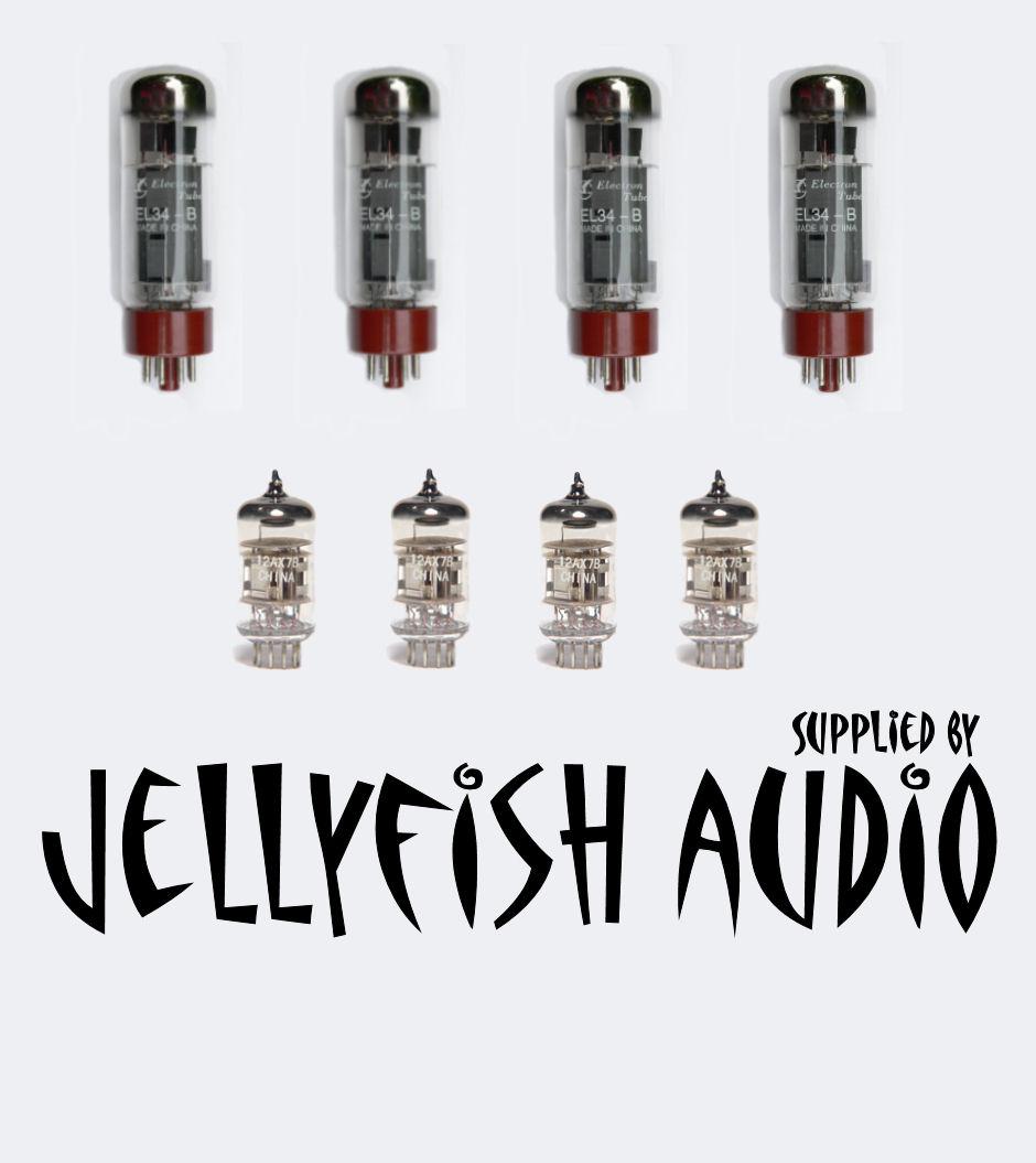 EL34 TSL100/TSL122/DSL100/JTM100, Artiste 2059 Valve kit