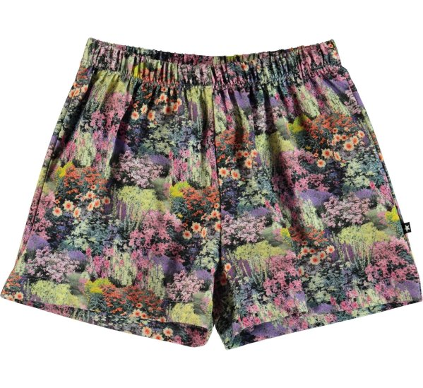 Alaine Shorts - Save the bees-SHORTS-Molo-104-4 yrs-jellyfishkids.com.cy