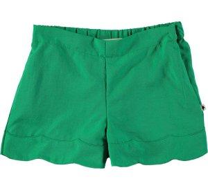 Ama-ming green shorts-SHORTS-molo-110-5 yrs-jellyfishkids.com.cy