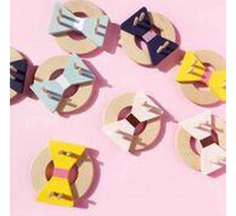 Bow Pom Maker-Bow Pom Maker-Pom Maker-jellyfishkids.com.cy
