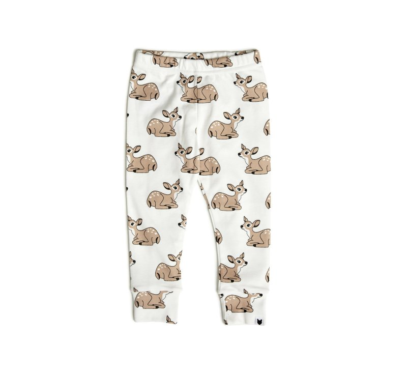 Fawn Leggings-GIRLS LEGGINGS-Tobias and the Bear-12-18 mths-jellyfishkids.com.cy