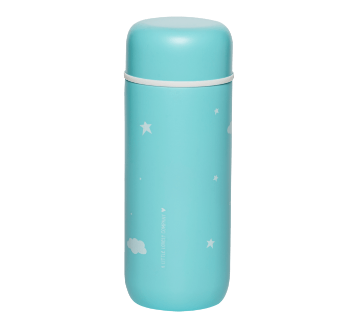 Insulated Stainless Steel Bottle: Cloud-BOTTLES-A Little Lovely Company-jellyfishkids.com.cy