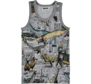 Jim Revival Animals top-Tank Top-molo-110/116-5/6 yrs-jellyfishkids.com.cy