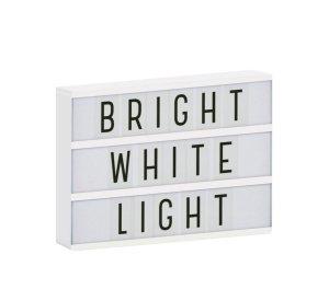 Light box A4 white-Light-A Little Lovely Company-jellyfishkids.com.cy