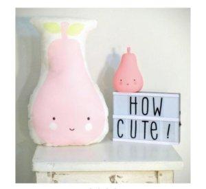 Little little - pink pear-Light-A Little Lovely Company-jellyfishkids.com.cy