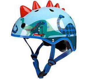Micro Deluxe 3D Scootersaurus Helmet-Helmet-Micro Scooter-Medium-jellyfishkids.com.cy