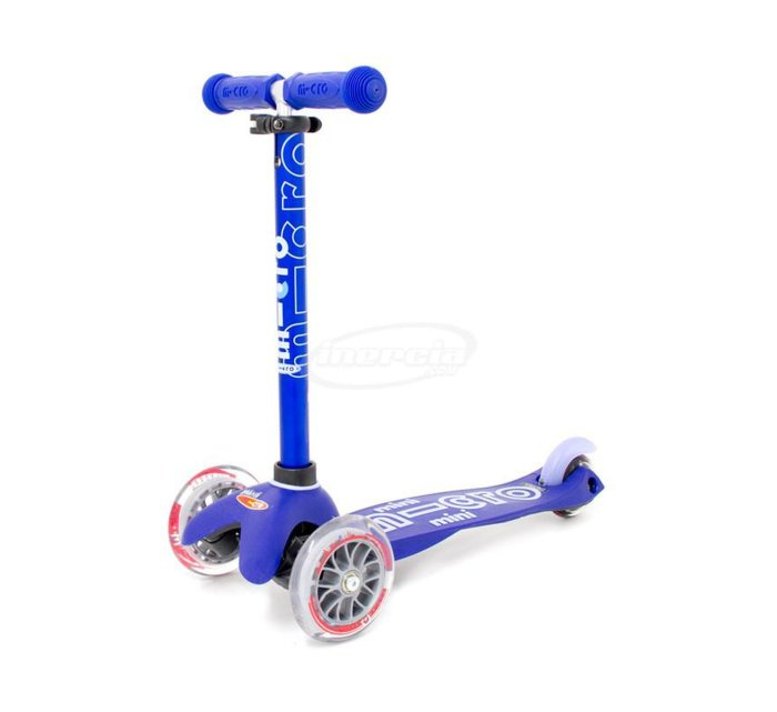 Micro Scooter - Mini Deluxe - Colour Options-Scooter-Micro Scooter-Ice Blue-jellyfishkids.com.cy