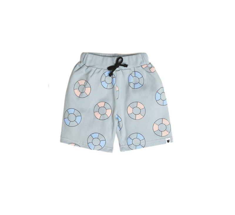 Pool Rings Shorts-SHORTS-Tobias and the Bear-3-4 yrs-jellyfishkids.com.cy