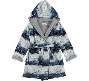 Way - Bathrobe Sailor stripe-bathrobe-Molo-98/104-3-4 yrs-jellyfishkids.com.cy