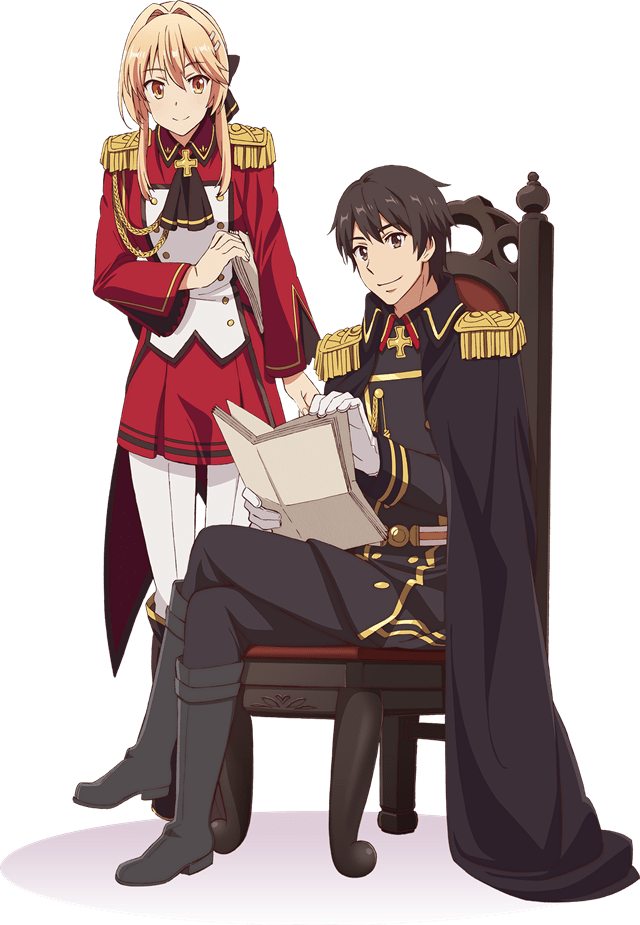 How a Realist Hero Rebuilt the Kingdom anime to premiere in July