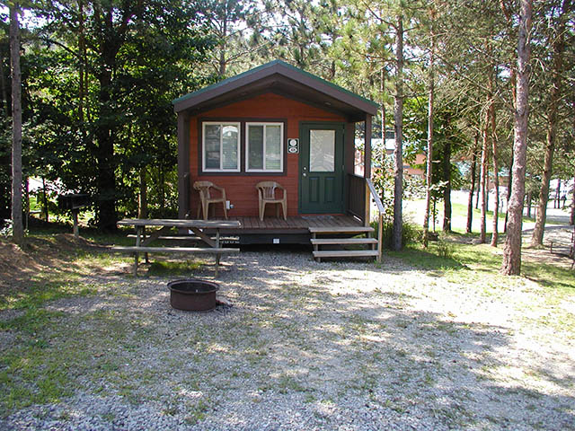 Boo Boos Cozy Cabin  426  Yogi Bears Jellystone Park