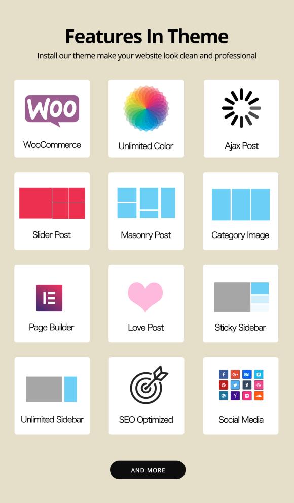 ShareBlock - Magazine & Blog WordPress Theme - 4