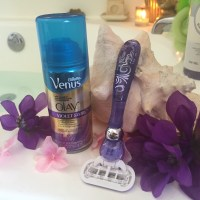 Review: Gillette Venus Swirl Razor #ChooseToSmooth