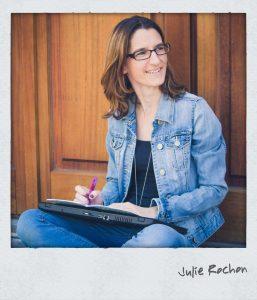 Julie Rochon collaboratrice Je Materne