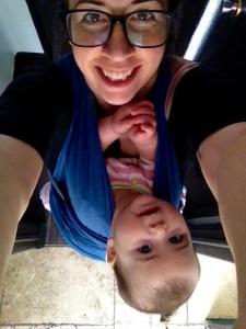 bébé k'tan porte-bébé testé sur Je Materne,concours, avis 8