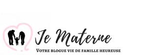 Je Materne - Blogue vie de famille heureuse, maternage proximal, materner