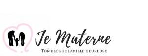 Je Materne - Ton blogue Famille Heureuse