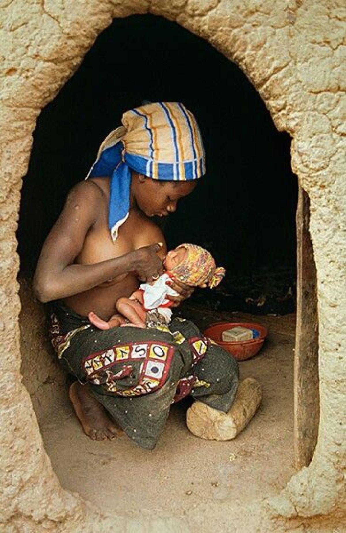 photos allaitement autour du monde
