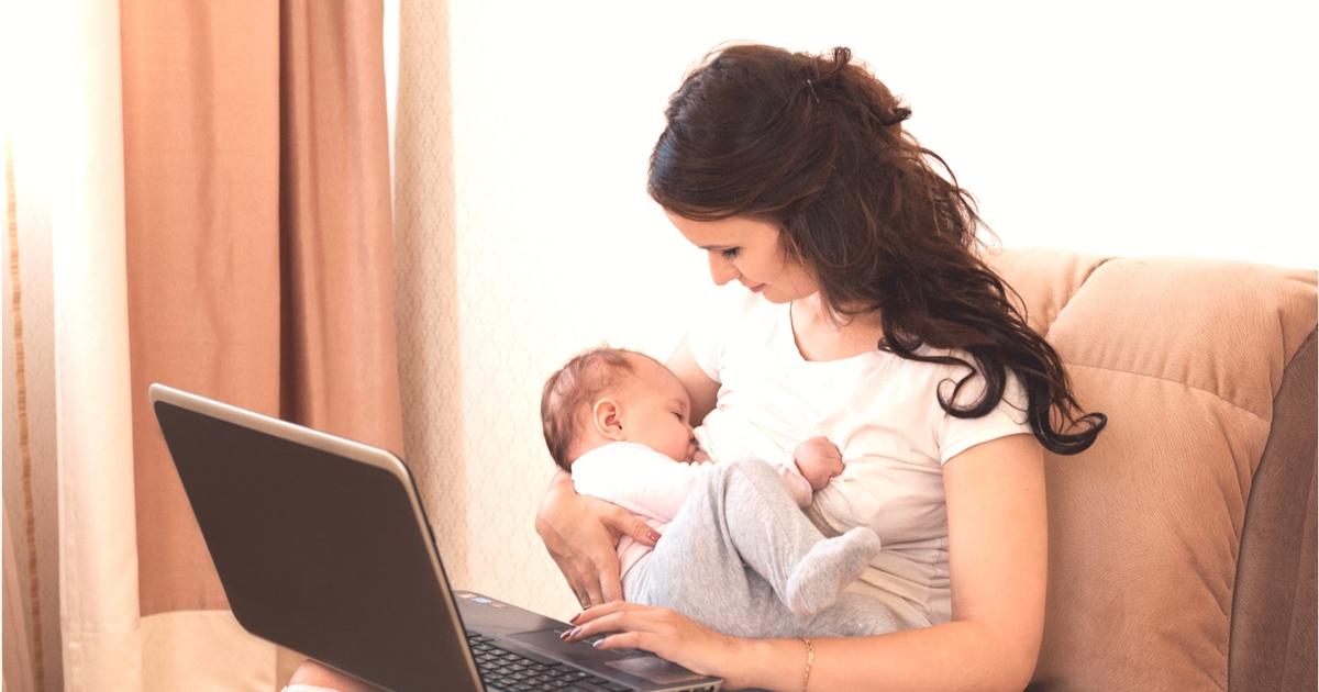 À la maman pour qui c'est moins facile que les autres - À lire sur Je Materne!