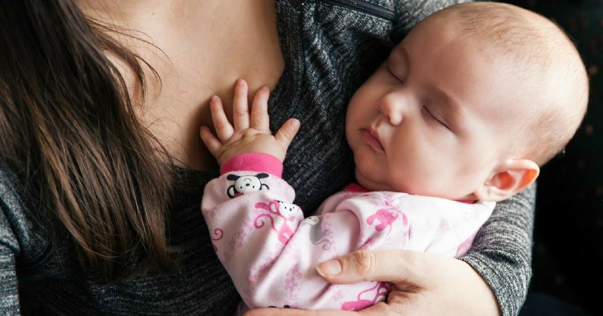 6 conseils maternants pour le sommeil de 0 à 4 mois
