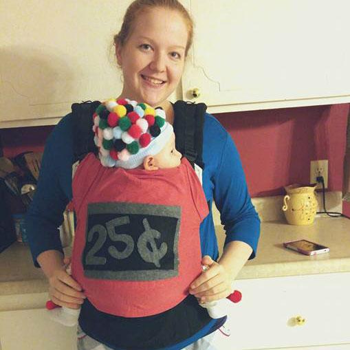 costume d'Halloween bébé porté 17 idées à voir!
