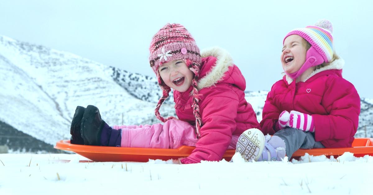 25 belles activités d'hiver en famille - À découvrir sur JeMaterne.com!