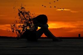 dépirme vide solitude