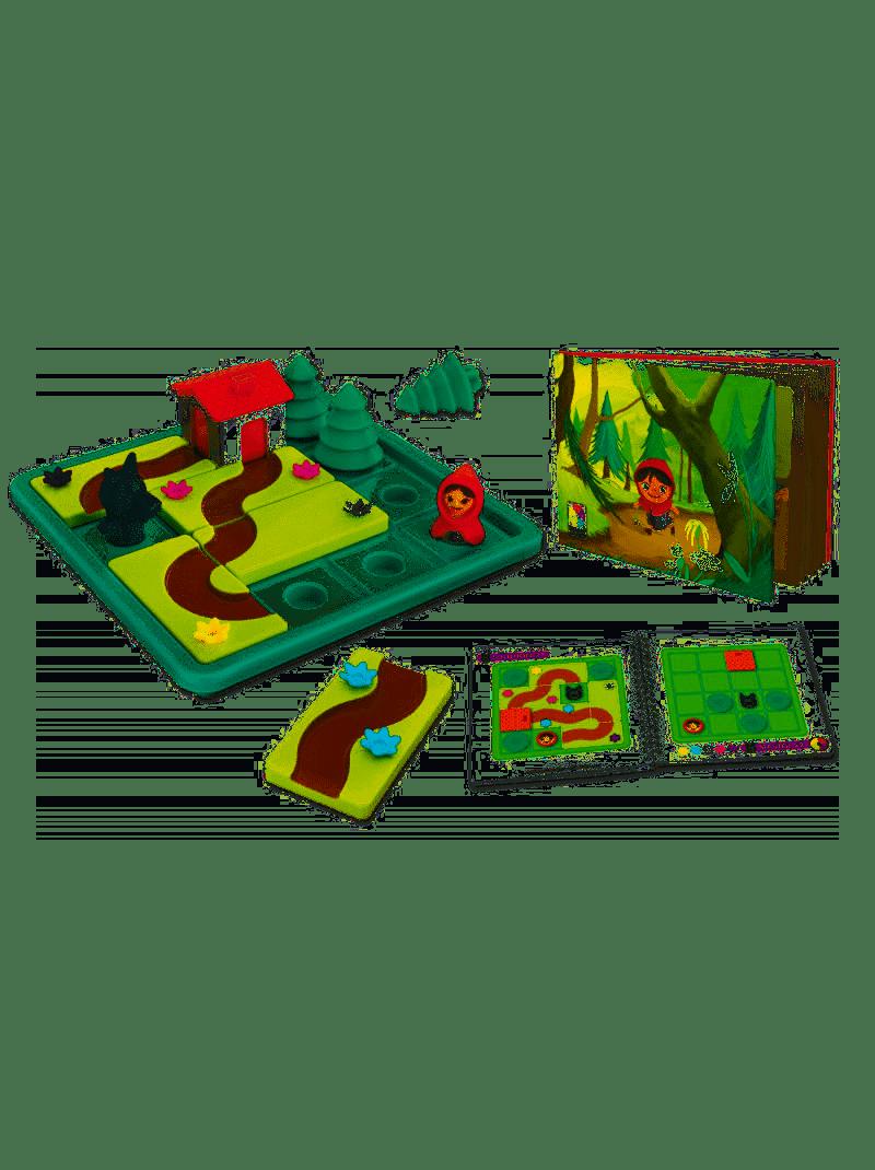 Le Petit Chaperon Rouge Smart Games : petit, chaperon, rouge, smart, games, Petit, Chaperon, Rouge, Smart, Games, Jemice, Kids,, Magasin, Jouets, Châteaulin