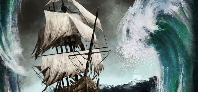 Goodreads Giveaway for the Princelings and the Pirates
