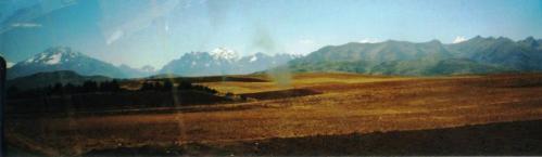 High Andes, Peru